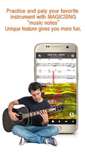 Magicsing : Smart Karaoke for everyone apktram screenshots 5