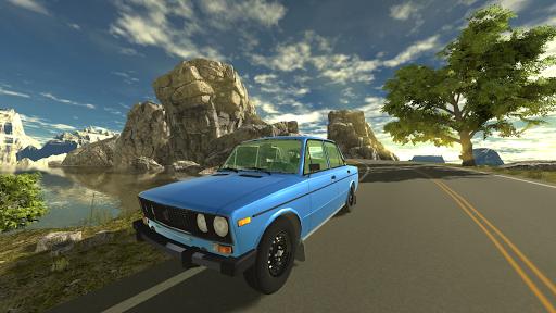 Russian Car Lada 3D  Screenshots 5