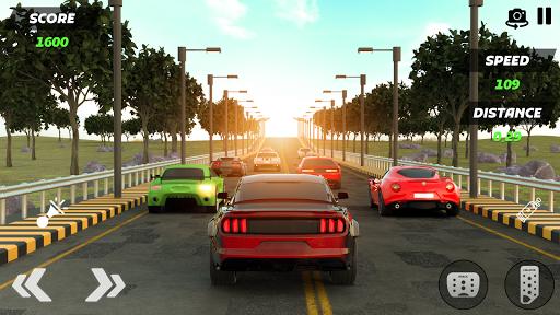 Extreme Turbo Car Racing: Traffic Simulator 2021  screenshots 1