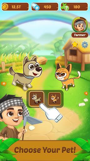 idle harvester: farming tycoon village screenshot 3