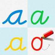 LetraKid Cursive: Alphabet Letters Writing Kids