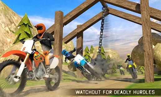 Motocross Race Dirt Bike Games 1.36 screenshots 2