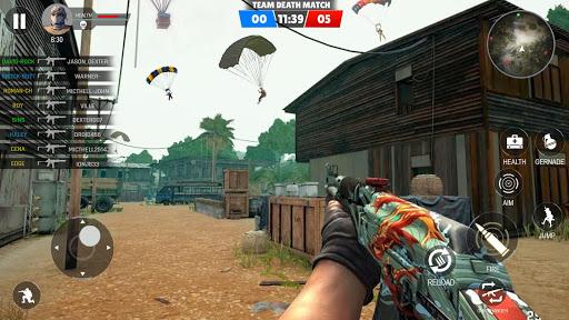 Modern Cover Hunter Multiplayer 3D team Shooter screenshot 12