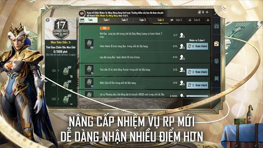 Code Triche PUBG MOBILE VN – SỨC MẠNH ĐÁ RUNE (Astuce) APK MOD screenshots 3