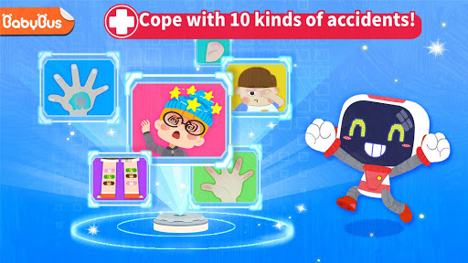 Baby Panda's First Aid Tips  screenshots 6