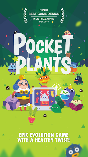 Pocket Plants - Idle Garden, Grow Plant Games screenshots 1