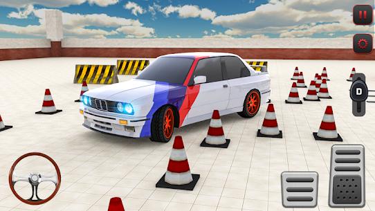 Otopark 3D: Araba Sürüş Video Full Apk İndir 5