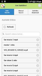 Get Subtitles v10.0 MOD APK [Unlocked] 1