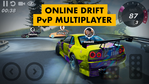 Hashiriya Drifter #1 Racing 1.5.9 screenshots 1