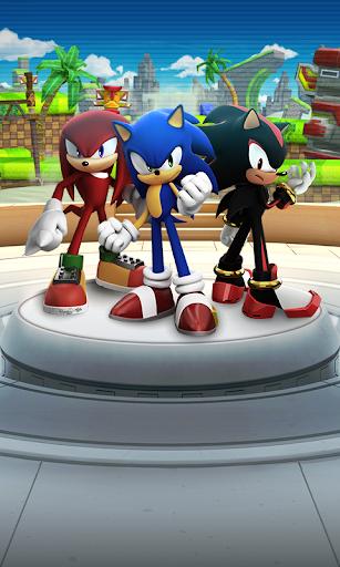 Sonic Forces u2013 Multiplayer Racing & Battle Game 3.8.2 screenshots 2