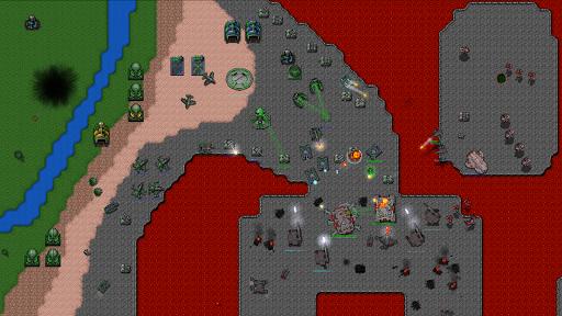 Rusted Warfare - Demo 1.13.3(b) Screenshots 9