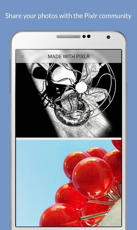 Pixlr – Free Photo Editor  poster 4