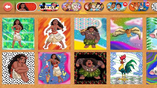 Disney Coloring World - Drawing Games for Kids 8.1.0 screenshots 8