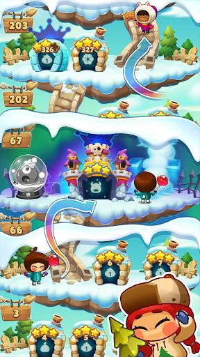 Monster Busters: Ice Slide 1.0.77 screenshots 4