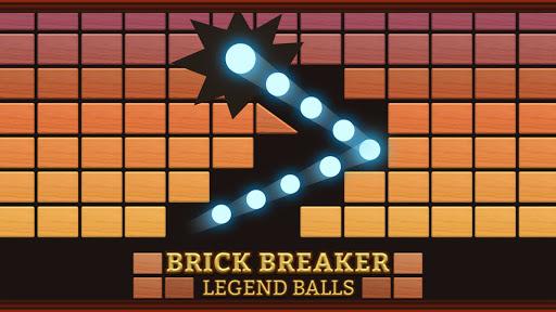 Brick Breaker: Legend Balls screenshots 1