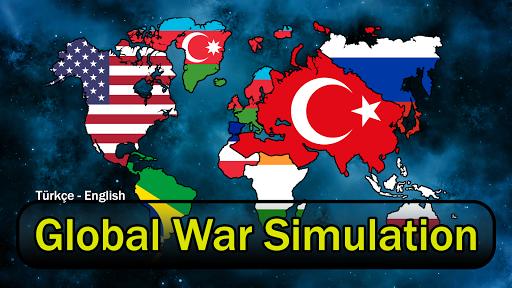 Global War Simulation Lite Strategy War Game v23 LITE Screenshots 9