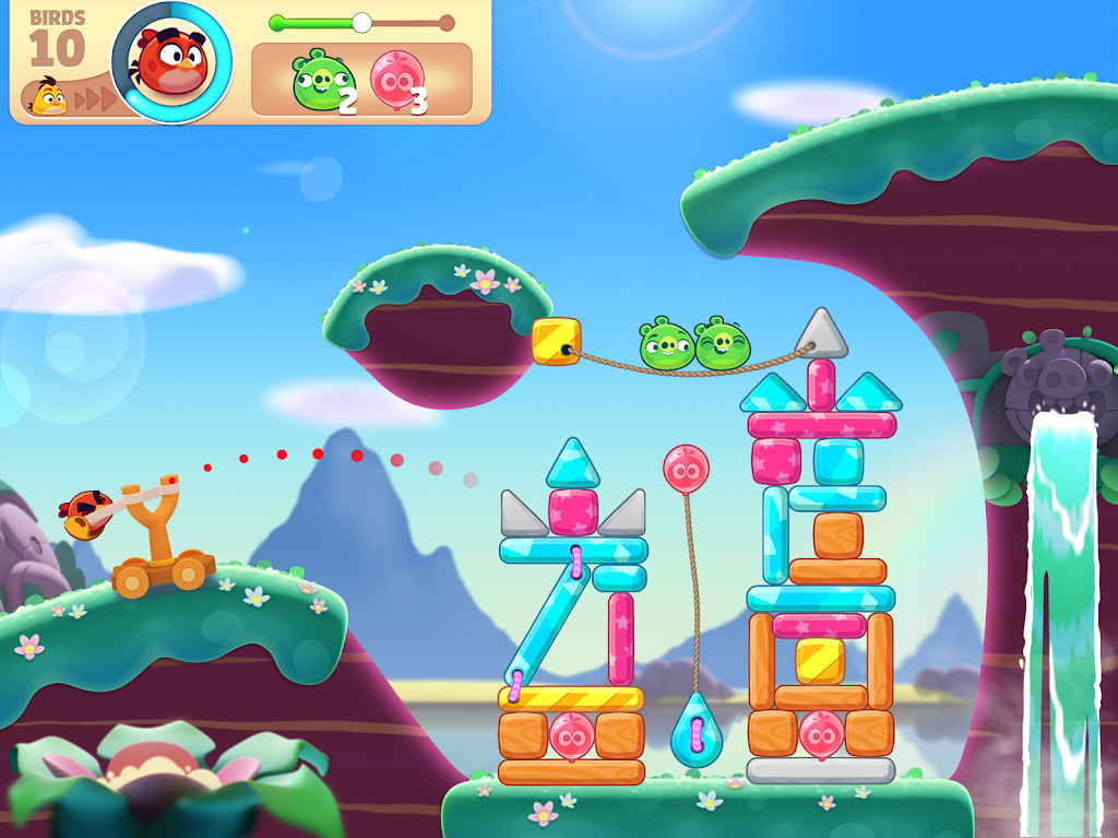 Angry Birds Journey  poster 10