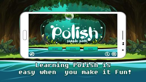 polish bubble bath language screenshot 2