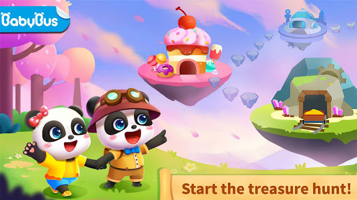 Little Panda's Treasure Adventure apkmartins screenshots 1