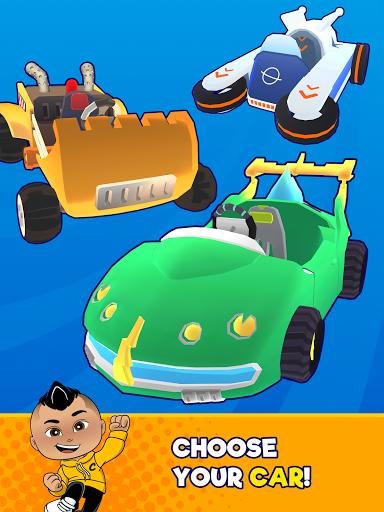 CKN Car Hero Run  screenshots 7