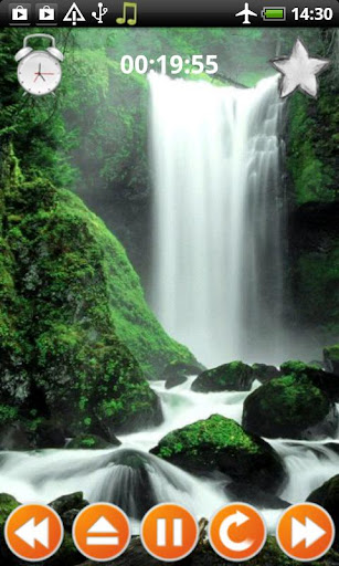 Waterfall Sounds Nature Sounds For PC Windows (7, 8, 10, 10X) & Mac Computer Image Number- 6