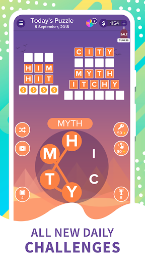 Word Champ - Free Word Game & Word Puzzle Games 7.9 screenshots 6