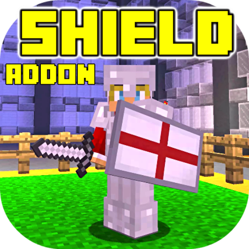 Minecraft Shield