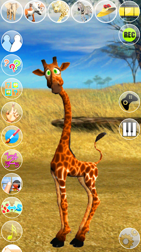 Talking George The Giraffe 16 screenshots 9