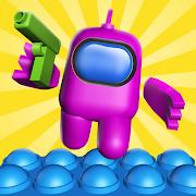 Pop It Rush 3D: Blob Run