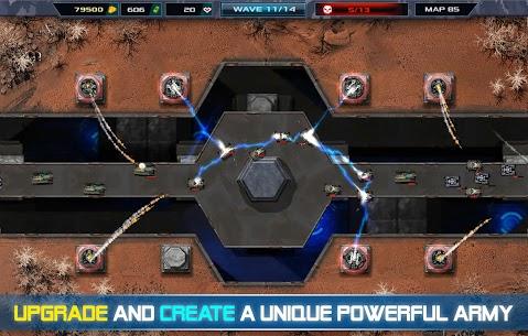 Defense Legends 2 Mod Apk (Unlimited Golds/Items) 9