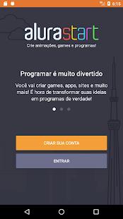 Alura Start Cursos Online 2.9.0.0 screenshots 1