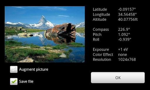 Geocam Free screenshots 3