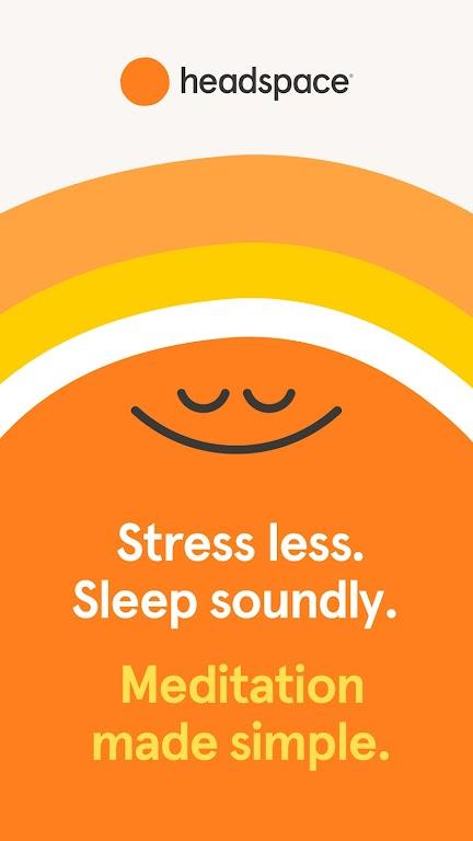 Headspace: Meditation & Sleep  poster 0