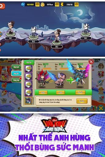 Vũ Trụ Anh Hùng  screenshots 2
