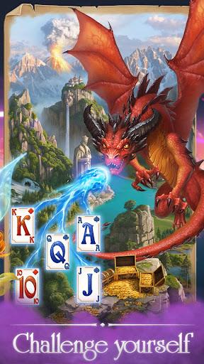 Solitaire Magic Story Best Offline Cards Stories Apkfinish screenshots 4