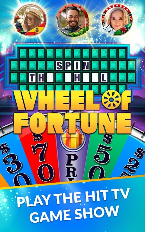 Wheel of Fortune: TV Game poster 7