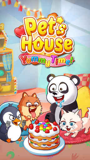 Pet's House - Yummy Time!  screenshots 7