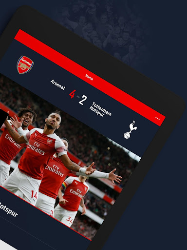 Arsenal Official App 6.0.3 Screenshots 10