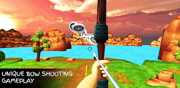 Archery hero –  Master of Arrows Archery 3D Game For Android 6