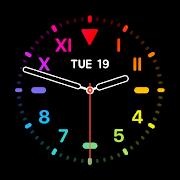 Kclock: Clock Live Wallpaper iOS 14 - Watch OS 7