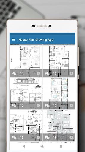 House Plan Drawing App  Screenshots 1