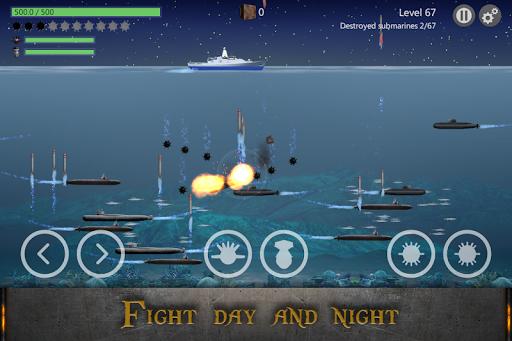 Sea Battle : Submarine Warfare 3.3.2 screenshots 3