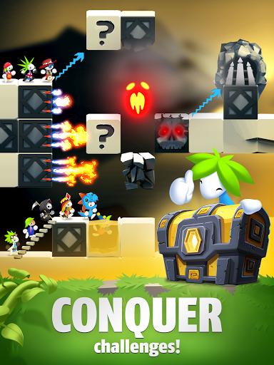 Lemmings - Puzzle Adventure screenshots 12