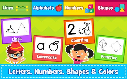 ABC PreSchool Kids Tracing & Phonics Learning Game 19.0 screenshots 2