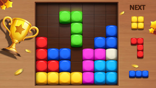 Dice Puzzle 3D-Merge Number game  screenshots 3