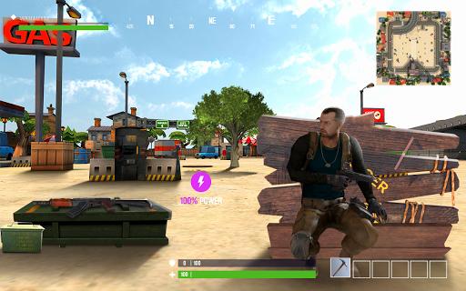 Squad Nite Free Fort FPS Battle Royale  screenshots 8