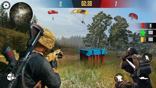 FPS Commando Strike 3D MOD APK (Unlimited Money) 2