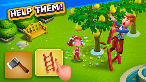Golden Farm : Idle Farming & Adventure Game 2.1.46 screenshots 6