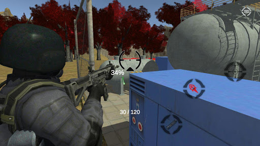 SCP-354 - Red Lake 1.11 screenshots 4