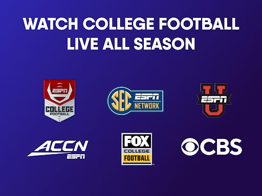 fuboTV: Watch Live Sports, TV Shows, Movies & News screenshots 12